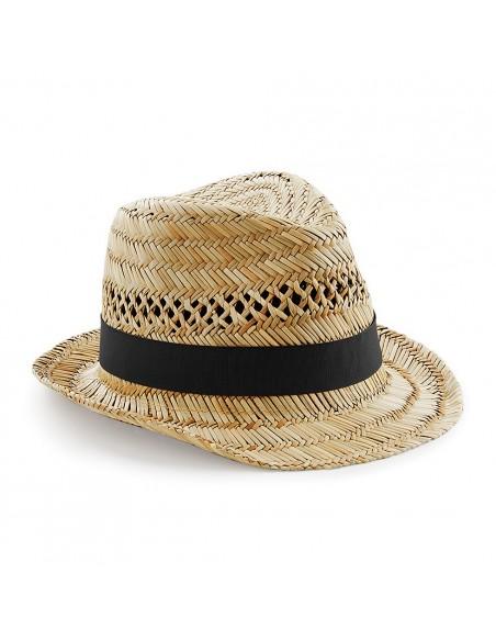 Poletni slamnati klobuk