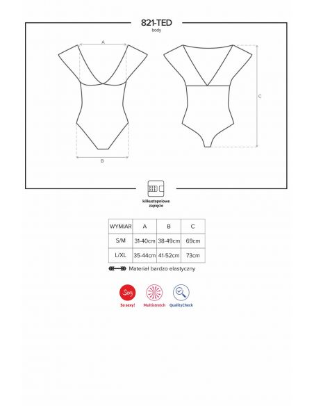 Body 821-TED-1