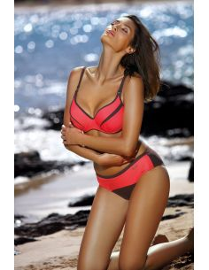 Ženski dvodijelni kupaći kostim za velike grudi Barbara Cubano-Coralmania M-473 (10)