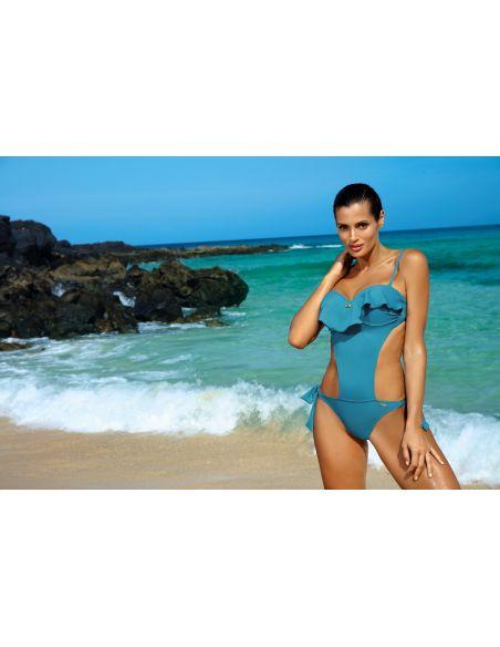 Ženske enodelne monokini kopalke Carmen Curacao M-468 (2)