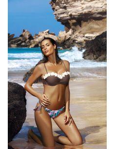 Ženski dvodijelni kupaći kostim Claudia Cubano M-452 (10)