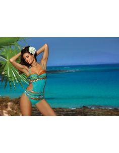 Ženske enodelne monokini kopalke Frederica Marbella-Luxury M-487 (1)