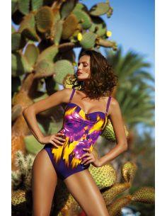 Ženski jednodijelni kupaći kostim Hellen Mora M-496 (1)
