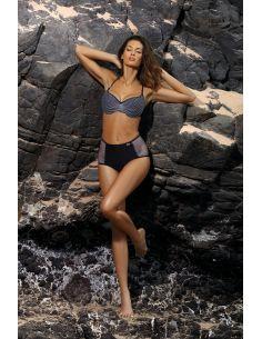 Ženski dvodijelni kupaći kostim Martha Nero M-477 (3)