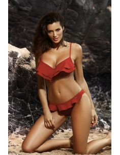 Ženski dvodijelni kupaći kostim Matylda Rubino M-469 (12)