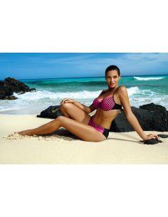 Ženski dvodijelni kupaći kostim Rosaline Malibu M-490 (3)