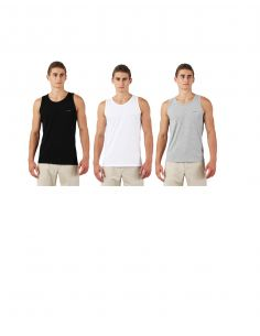Majica z naramnicami Claudio 3-pack Mix-1 - 3 Kosi Pierre Cardin