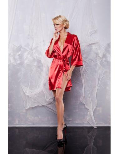 Satenasta halja Scarlett 90 rdeča