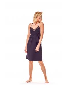 Ženska spalna srajčka Maggie 36159-99X črna