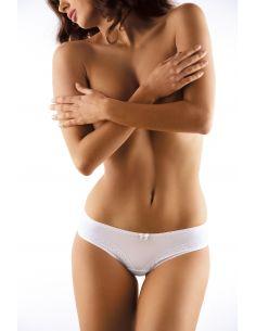Ženska spodnje hlačke Savage BBL 051 bela