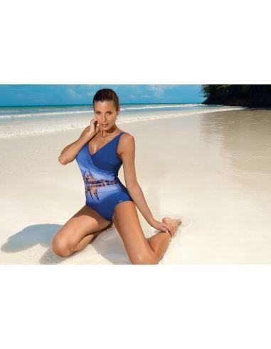Ženske kopalke Daniella Blueberry M-555 (2)