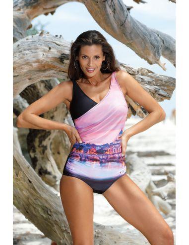 Ženske kopalke Daniella Nero-Semifredo M-555 (4)