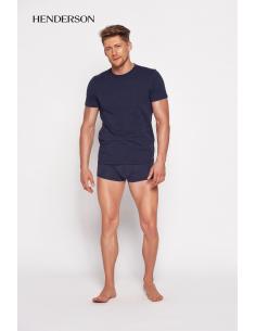 Moška atlet majica Bosco 18731 59x modra