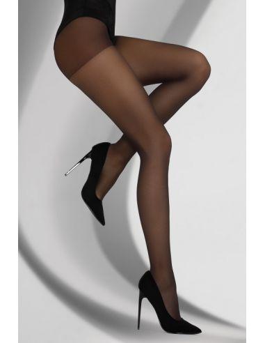 Hlačne nogavice Marilan črna 20 DEN