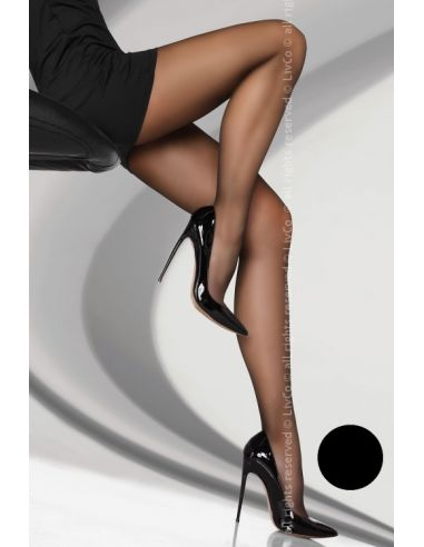 Čarape s gaćicama Variniana crna 20 DEN