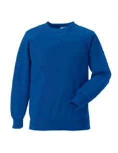 Otroški pulover raglan rokav