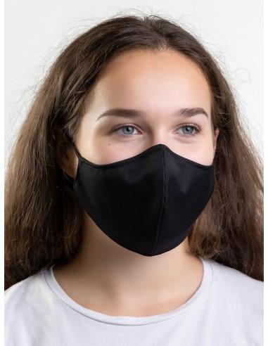 Maska iz blaga pralna 3 slojna