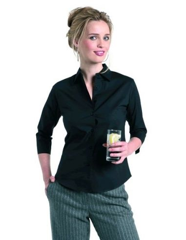ženska košulja s 3/4 rukavima