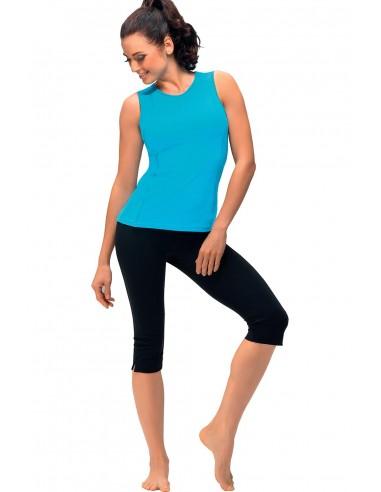 Ženske športne 3/4 hlače Gabi cotton