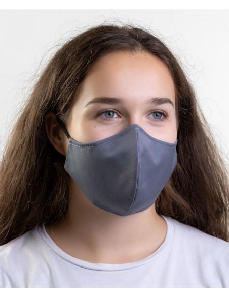 Pralna maska iz bombaža 2 slojna
