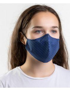 Pralna maska iz bombaža 3 slojna