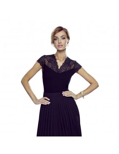 Ženska majica Kornela črna