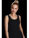 Ženska majica Tania črna