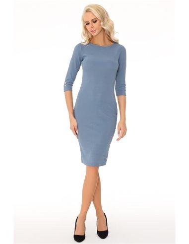 Sukienka Aeroma Blue