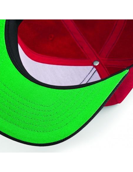 Originalna snapback kapa z ravnim šiltom B660