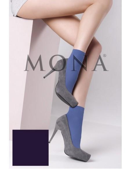 Mona Bella 40 den Kratke čarape.