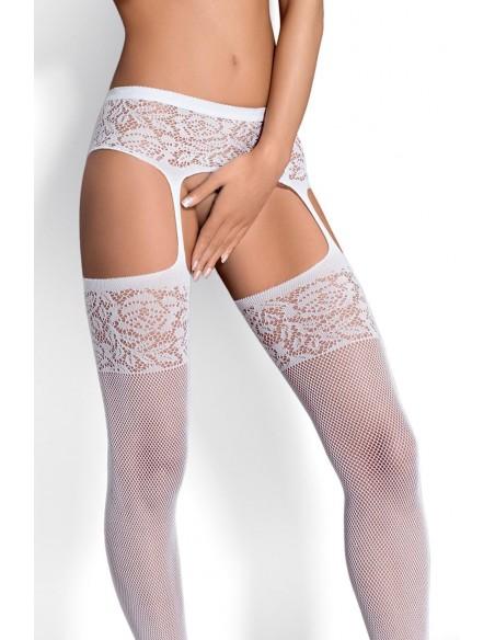 Obsessive Garter stockings S500  samostoječe nogavice s pasom