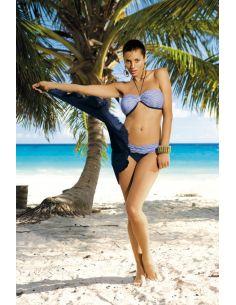 Ženski kupaći kostim Shakira PT M-131 -75- mornarsko plava