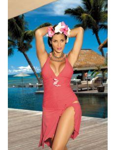 Ženski kupaći kostim Martina M-178 koralna -160-