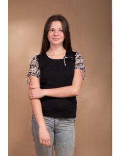 Majica 2840 črna