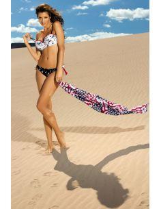 Ženski kupaći kostim Sharon Nero M-229 crna -151-