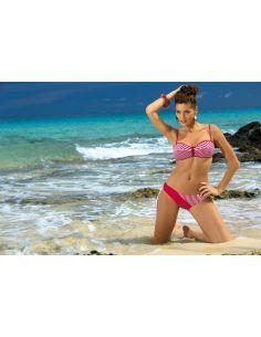 Ženski kupaći kostim Layla Venere M-224 crvena -184-