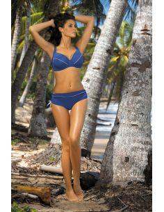 Ženski kupaći kostim Dorothy Arles M-263 svetlo modra (124)