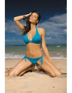 Ženske kopalke Liza Curacao M-252 Temno morska (10)