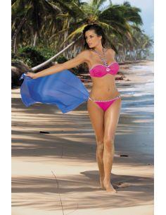 Ženski kupaći kostim Rachel Clematis M-261 roza (99)