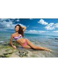 Ženski kupaći kostim Justine Milk Shake M-298 (177)