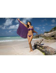 Ženske kopalke Rachel Suspiria M-261 vijolična (158)
