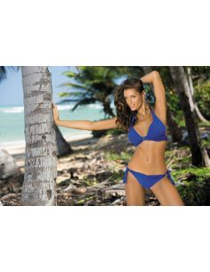 Ženski kupaći kostim Liza Regatta M-252 safir modra (7)