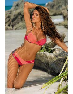 Ženske kopalke Christina Cubano-Flamingo-Nectarine M-348 (15)