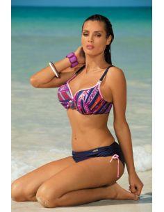Ženski kupaći kostim Doris Blueberry-Hollywood M-352 (4)