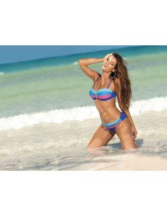 Ženski kupaći kostim Taylor Oltremare-Fata Zaffiro-Petunia M-350 (4)