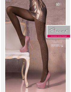 Čarape s gaćicama 3D Vestina 60 Den