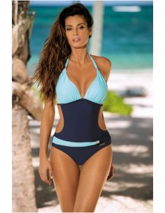 Ženski kupaći kostim Beatrix Blu Scuro-Fata M-337 (6)