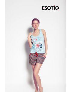 Ženska pižama Marisa 31231 -50X
