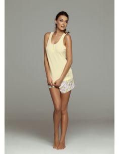 Ženska poletna pižama Fadia 32057 -11X 32059 -10X