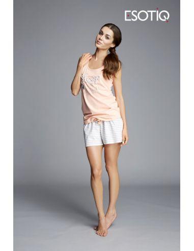 Ženska poletna pižama Karla 33015 -32X 33018 -09X